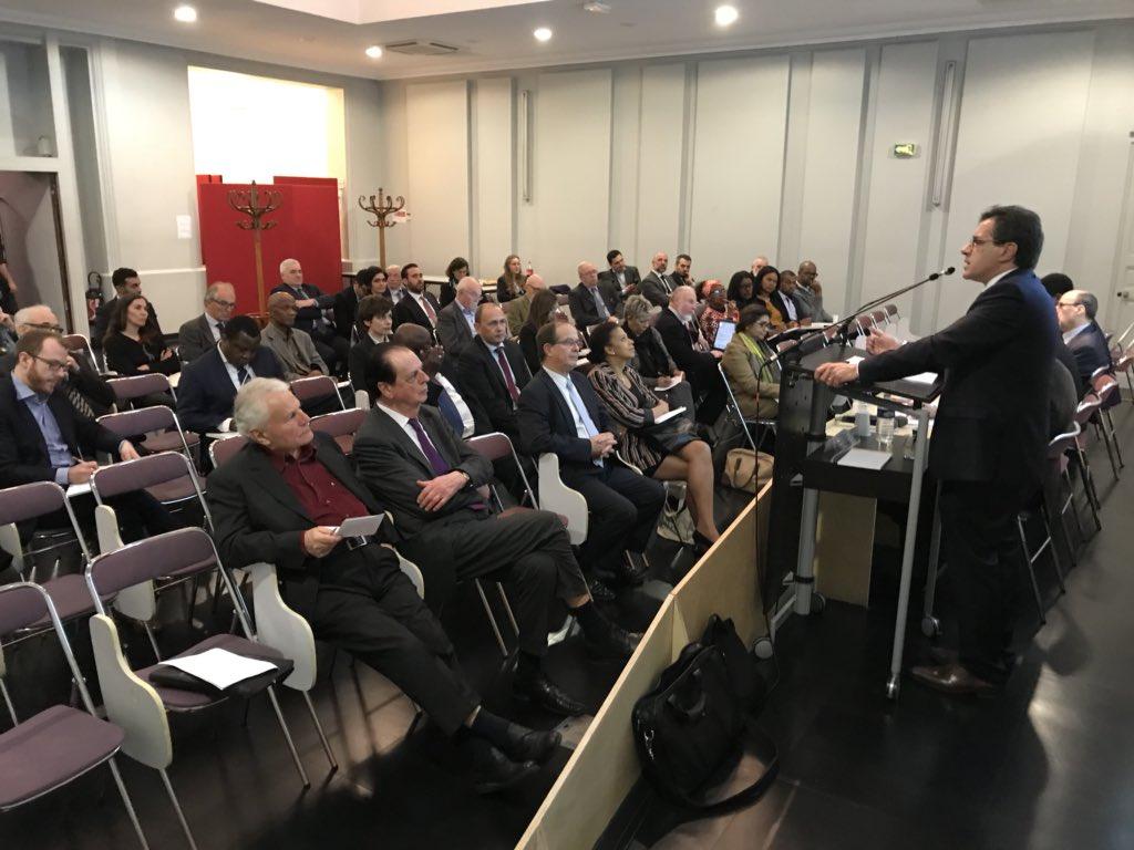 Journée «La Francophonie un espace pour l'entreprise»