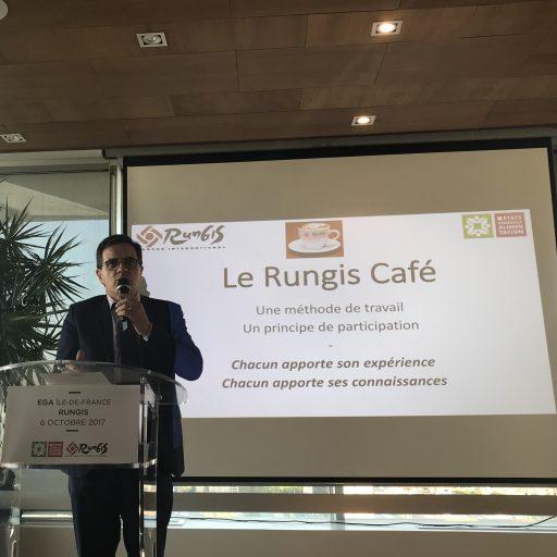États Généraux de l'Alimentation à Rungis le 6 octobre