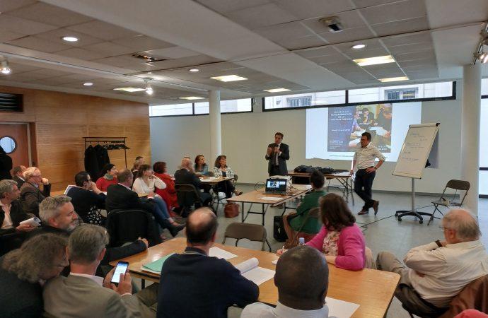 CHAMPIGNY : Une soirée de travail sur le projet de loi de Transformation de la fonction publique